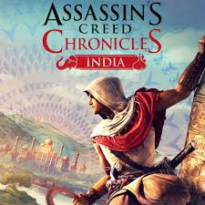 Assassin's Creed Chronicles India 2016