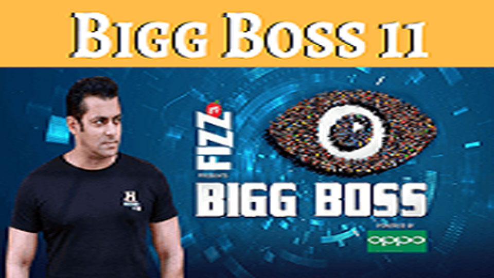 Bigg Boss 11 – 3rd Nov 2017